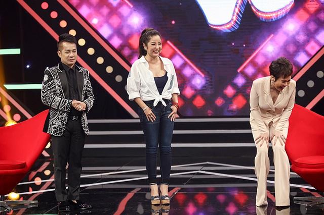 """Thúy Nga """"kể xấu"""" Việt Hương trên sóng truyền hình - Ảnh 1."""