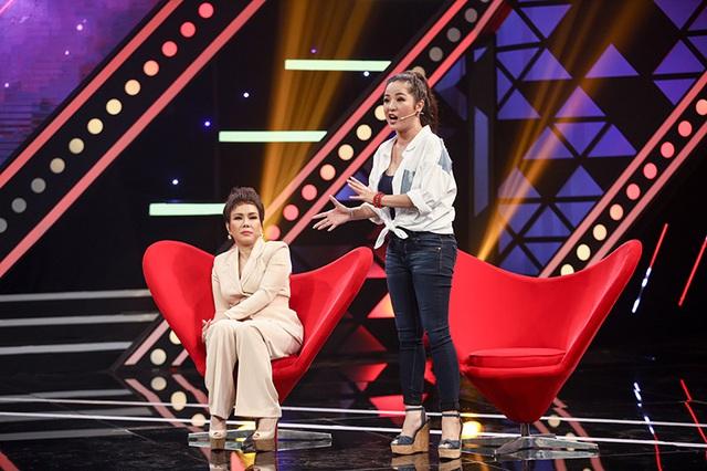 """Thúy Nga """"kể xấu"""" Việt Hương trên sóng truyền hình - Ảnh 5."""
