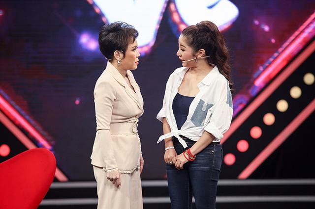 """Thúy Nga """"kể xấu"""" Việt Hương trên sóng truyền hình - Ảnh 3."""