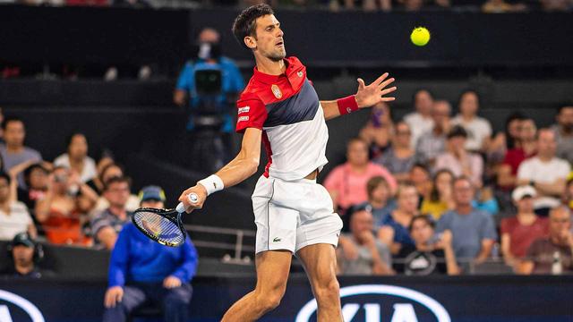 ATP Cup: ĐT Serbia và Tây Ban Nha giành quyền vào tứ kết - Ảnh 1.