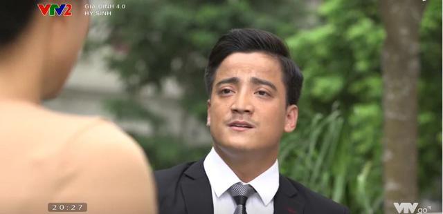 Gia đình 4.0: Anh Sáng (NSƯT Đức Khuê) nghỉ kênh bán hàng online, chị Chiều (DV Thanh Hương) tức giận tuyên bố nuôi chồng - Ảnh 3.
