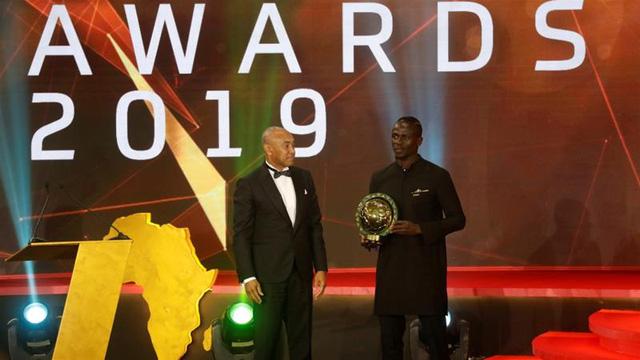 Mane giành giải Cầu thủ xuất sắc nhất châu Phi năm 2019 - Ảnh 1.