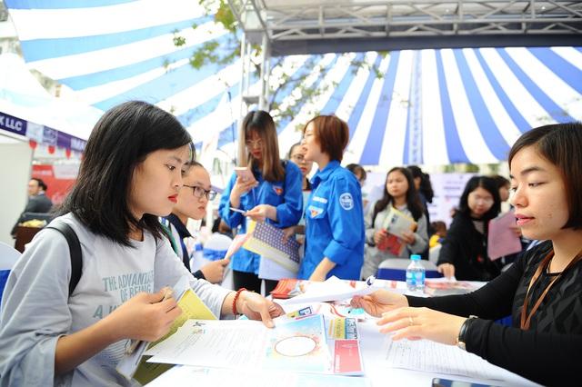Sôi nổi và ý nghĩa Ngày hội việc làm – ULIS Job Fair 2020 - Ảnh 6.