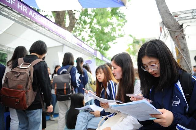 Sôi nổi và ý nghĩa Ngày hội việc làm – ULIS Job Fair 2020 - Ảnh 10.