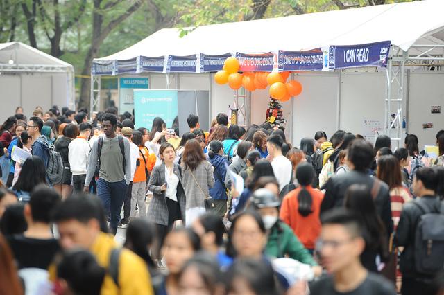 Sôi nổi và ý nghĩa Ngày hội việc làm – ULIS Job Fair 2020 - Ảnh 11.
