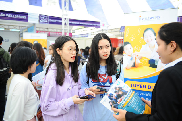 Sôi nổi và ý nghĩa Ngày hội việc làm – ULIS Job Fair 2020 - Ảnh 5.