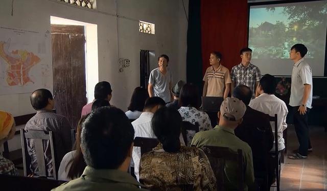 Cô gái nhà người ta: Vừa có ý định kinh doanh, Khoa (Đình Tú) đã bị bố bóc mẽ trước dân làng - Ảnh 2.
