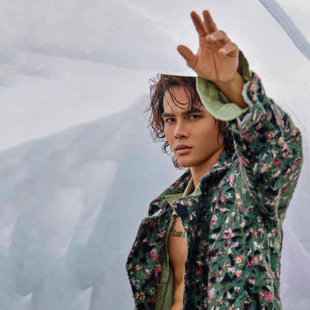 Mê mệt vẻ lãng tử của diễn viên Thanh Tùng Cát đỏ - Ảnh 11.