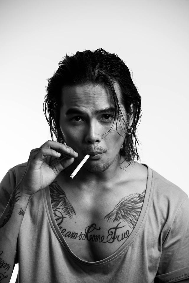 Mê mệt vẻ lãng tử của diễn viên Thanh Tùng Cát đỏ - Ảnh 6.