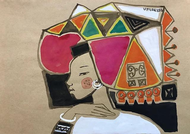 Talk cùng họa sĩ Vũ Đình Tuấn với chủ đề Đẹp - Xấu trong nghệ thuật tạo hình - Ảnh 7.