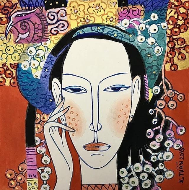 Talk cùng họa sĩ Vũ Đình Tuấn với chủ đề Đẹp - Xấu trong nghệ thuật tạo hình - Ảnh 11.