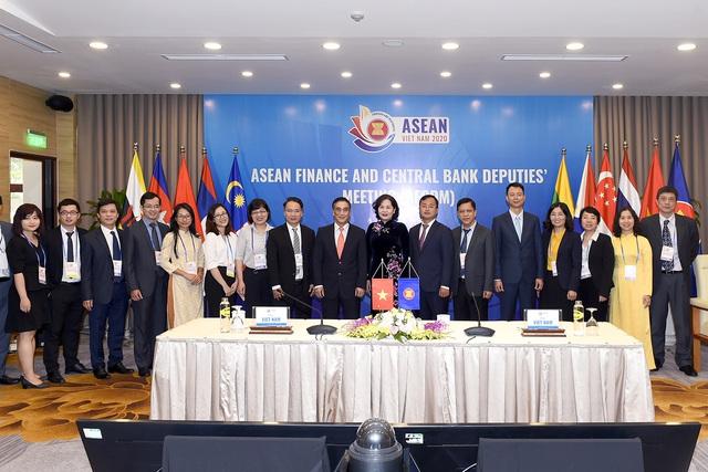 Tiến trình hợp tác tài chính - tiền tệ ASEAN đạt những bước tiến quan trọng - ảnh 2