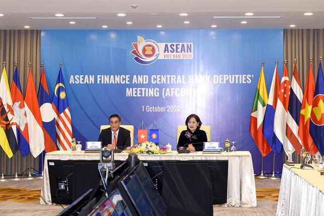 Tiến trình hợp tác tài chính - tiền tệ ASEAN đạt những bước tiến quan trọng - ảnh 1