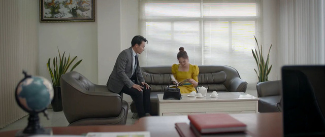 Trói buộc yêu thương - Tập 6: Khánh với những cú lừa vợ dễ như ăn kẹo để đi gặp người yêu cũ - Ảnh 6.