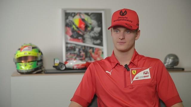 Mick Schumacher - trên con đường của người cha vĩ đại - Ảnh 1.
