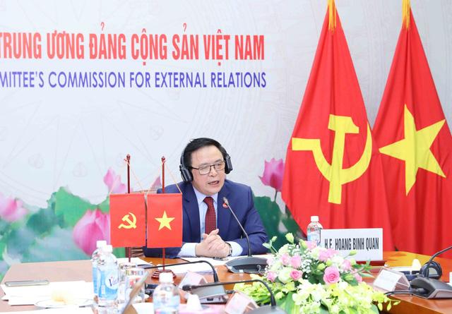 Quan hệ đối tác chiến lược Việt Nam - Anh đang phát triển tích cực, thực chất và toàn diện - Ảnh 1.