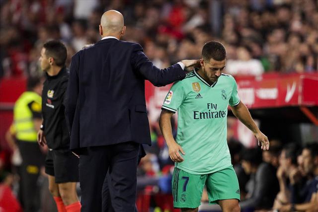 Real Madrid nhận tin dữ: Hazard lại chấn thương - Ảnh 1.