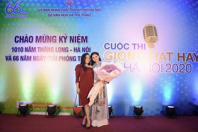 Cô gái trẻ xứ Nghệ giành Á quân Giọng hát hay Hà Nội 2020 - Ảnh 1.