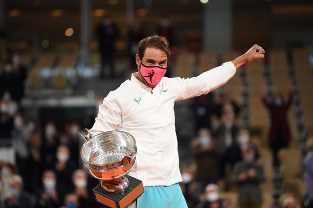 Novak Djokovic 0-3 Rafael Nadal: Nadal lần thứ 13 vô địch Pháp mở rộng - Ảnh 4.
