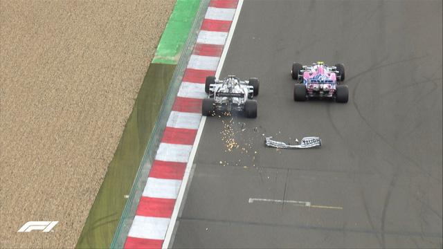 Đua xe F1: Lewis Hamilton về nhất tại GP Eifel 2020 - Ảnh 1.