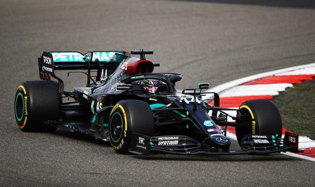 Đua xe F1: Lewis Hamilton về nhất tại GP Eifel 2020 - Ảnh 3.