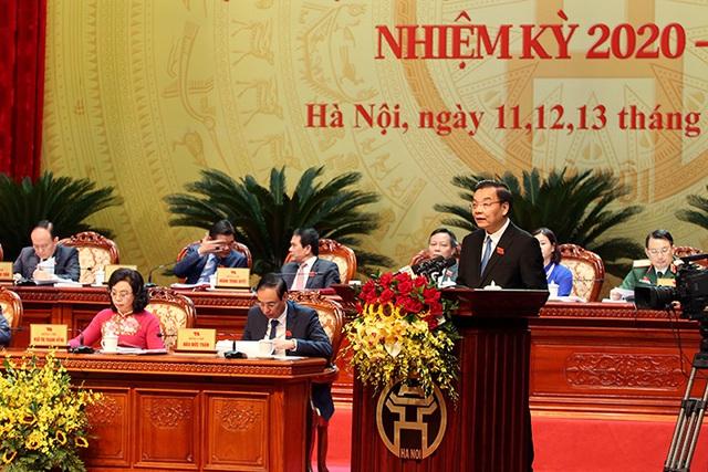 Hôm nay (12/10), khai mạc Đại hội Đảng bộ TP Hà Nội nhiệm kỳ 2020 - 2025 - Ảnh 4.