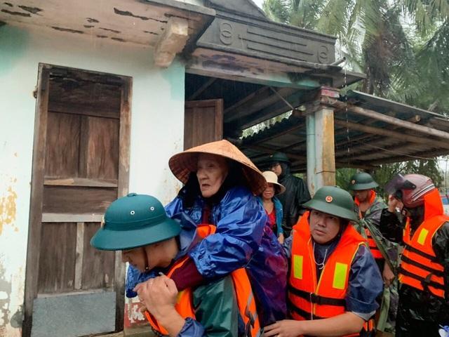 Thừa Thiên - Huế mưa lớn trở lại - Ảnh 1.