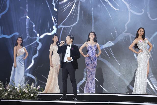 Đan Trường - Lam Trường song ca loạt hit tại Bán kết Hoa hậu Việt Nam 2020 - Ảnh 8.