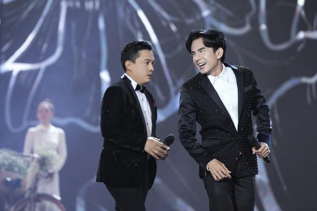 Đan Trường - Lam Trường song ca loạt hit tại Bán kết Hoa hậu Việt Nam 2020 - Ảnh 2.