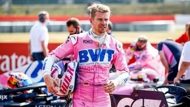 F1: Ấn tượng với tay đua đóng thế tại GP Eifel - Ảnh 1.