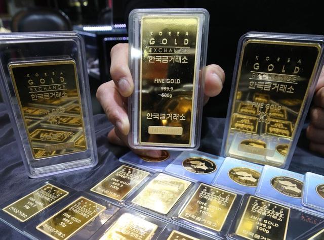 Đồng USD mạnh lên, tương lai nào cho giá vàng? - Ảnh 1.