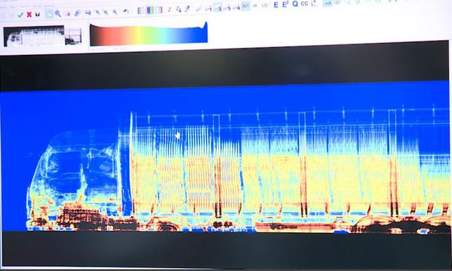 Ứng dụng công nghệ vào thủ tục thông quan tại cửa khẩu - Ảnh 2.