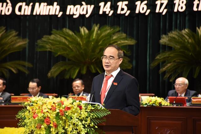 Hôm nay (15/10), khai mạc Đại hội đại biểu Đảng bộ TP.HCM nhiệm kỳ 2020-2025 - Ảnh 1.