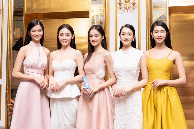 Top 35 Hoa hậu Việt Nam 2020 bước vào hành trình đầu tiên – Người đẹp Nhân ái - Ảnh 3.