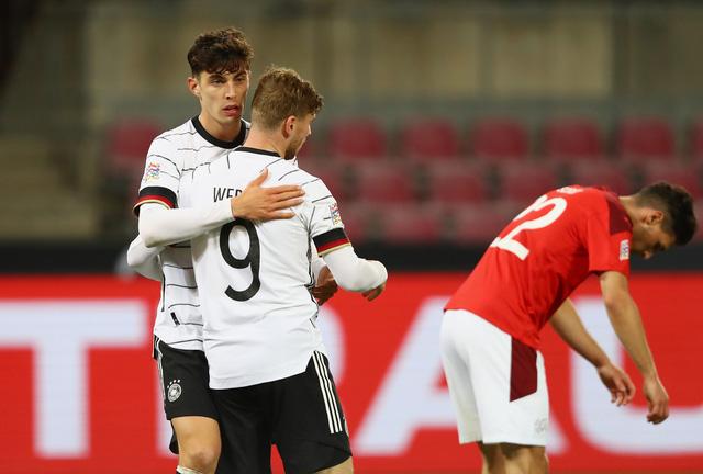 Kết quả UEFA Nations League rạng sáng ngày 14/10: ĐT Tây Ban Nha bất ngờ bại trận, ĐT Đức ngược dòng ấn tượng - Ảnh 1.