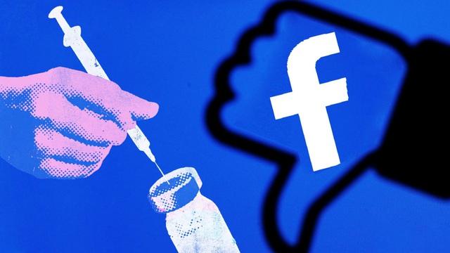 Facebook chặn những quảng cáo có nội dung bài xích tiêm chủng - Ảnh 1.