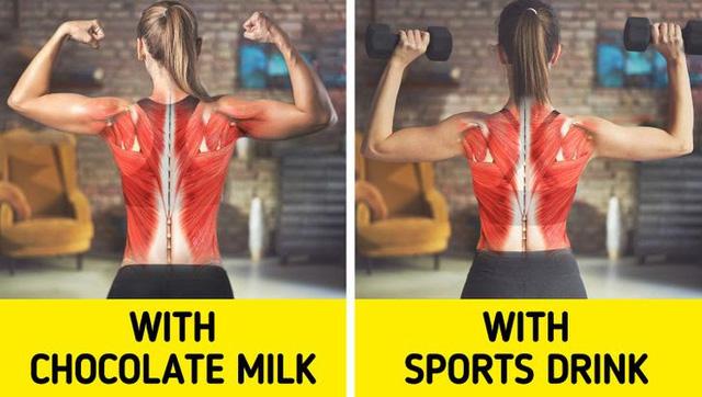 Các nhà khoa học khuyên uống sữa chocolate khi tập thể thao - Ảnh 3.