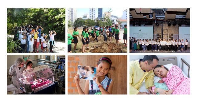 Uprace 2020 hoàn thành sứ mệnh, đóng góp hơn 3 tỷ đồng cho 4 tổ chức xã hội - Ảnh 3.