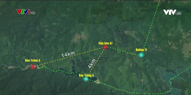 CẬP NHẬT Không còn dấu vết nơi nghỉ của 13 người gặp nạn, 1 trực thăng rời Rào Trăng 3 - Ảnh 1.