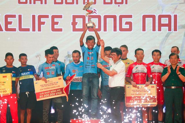 Giải đua xe đạp VTV Cúp Tôn Hoa Sen 2020 sẽ trở lại vào ngày 24/10 - Ảnh 2.