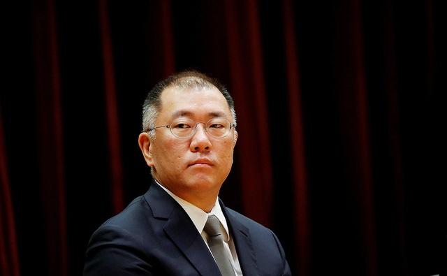 Thái tử Hyundai kế vị sau 20 năm chờ đợi - Ảnh 1.