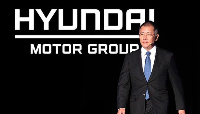 Thái tử Hyundai kế vị sau 20 năm chờ đợi - Ảnh 2.