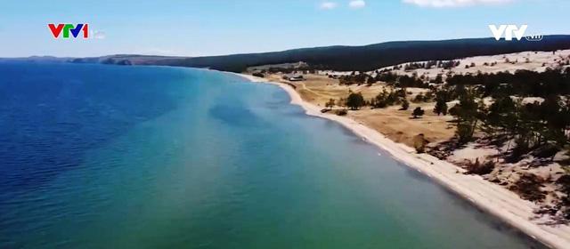 Khám phá Baikal - hồ nước ngọt lớn nhất thế giới - ảnh 1