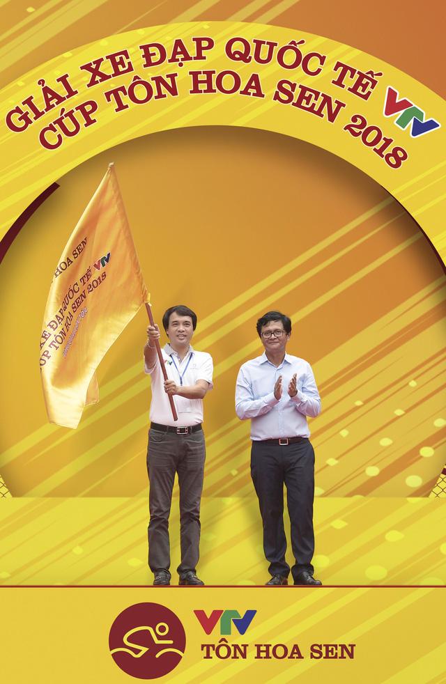 Giải đua xe đạp VTV Cúp Tôn Hoa Sen 2020 sẽ trở lại vào ngày 24/10 - Ảnh 4.