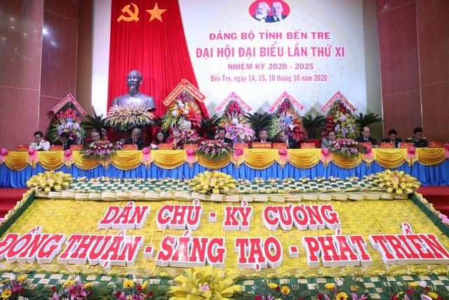 Nhiều địa phương khai mạc Đại hội Đảng bộ - Ảnh 5.
