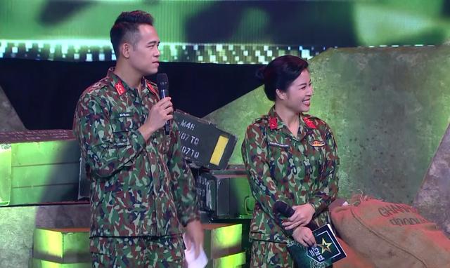 Midu bối rối khi bị hỏi có thích lấy chồng quân nhân hay không? - Ảnh 1.