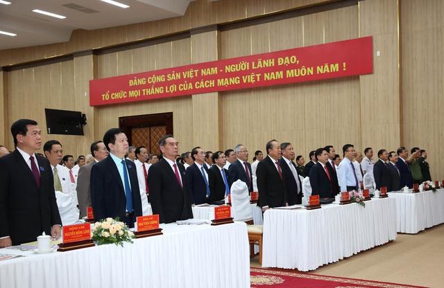 Phó Thủ tướng Trương Hòa Bình yêu cầu Kiên Giang tiếp tục thực hiện 3 đột phá chiến lược - Ảnh 1.