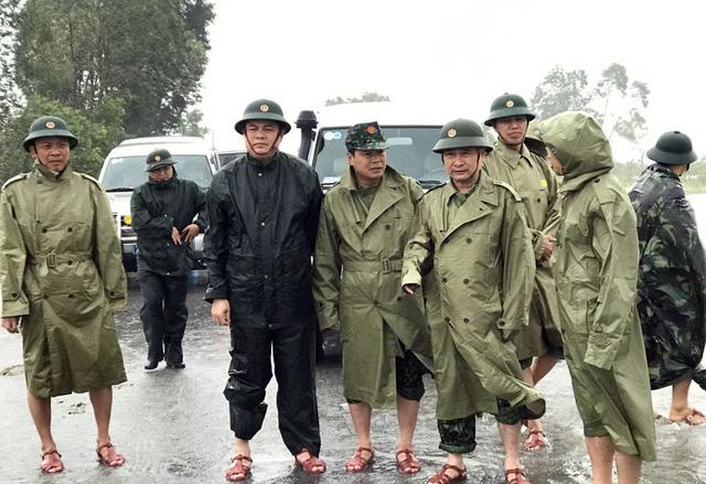 """Tướng Nguyễn Văn Man trước khi hy sinh: """"Nhân dân đang cần chúng ta đến, thì bất luận có hy sinh cũng phải đến"""" - Ảnh 1."""