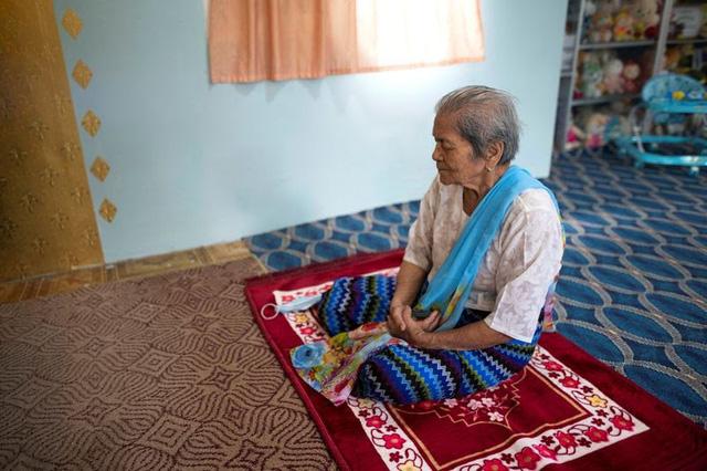 Cụ bà trăm tuổi chiến thắng COVID-19 - ảnh 2