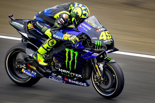 Valentino Rossi nhiễm COVID-19 - Ảnh 2.